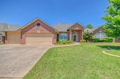 Oklahoma City Single Family Home For Sale: 1517 SW 137th Terrace
