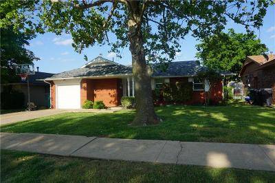 Oklahoma City Single Family Home For Sale: 8812 S Fairview Drive