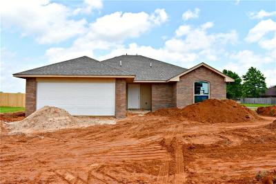 Chickasha OK Single Family Home For Sale: $188,777