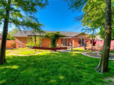 Oklahoma City Single Family Home For Sale: 4104 NW 62nd Terrace