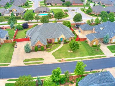 Oklahoma City Single Family Home For Sale: 12501 Carriage Way