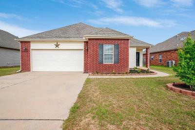 Single Family Home For Sale: 6805 Eagles Landing