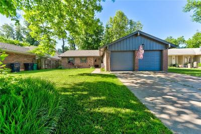 Oklahoma City Single Family Home For Sale: 8148 NW 25th Street
