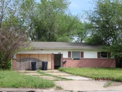 Oklahoma City Single Family Home For Sale: 1631 NE 50th Street