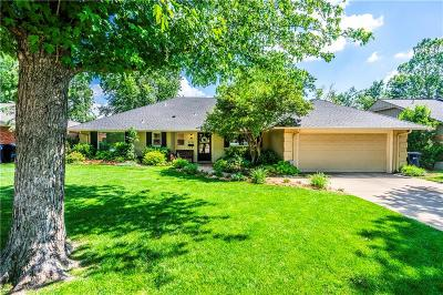 Oklahoma City Single Family Home For Sale: 2712 NW 55th Terrace
