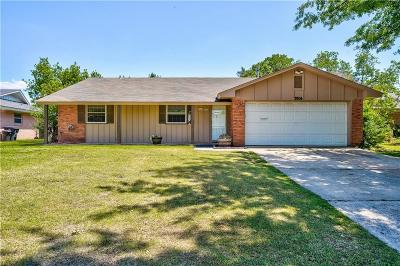 Bethany Single Family Home For Sale: 7804 NW 28th Terrace