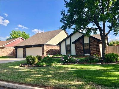 Oklahoma City Single Family Home For Sale: 4432 Rankin Rd