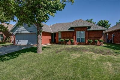 Edmond Single Family Home For Sale: 1413 NW 185th Street
