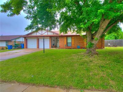 Edmond Single Family Home For Sale: 1700 Apian Way