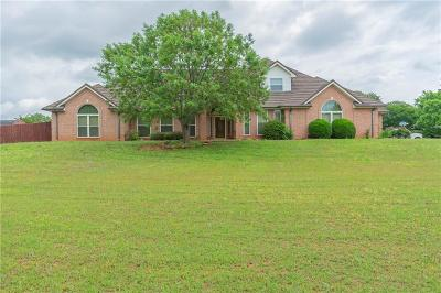 Blanchard OK Single Family Home For Sale: $469,900