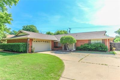 Oklahoma City Single Family Home For Sale: 11012 Greystone Avenue