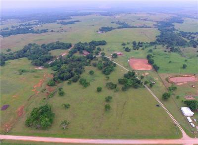 Chickasha Single Family Home For Sale: 1665 County Road 1380 Road