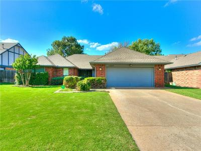 Edmond Single Family Home For Sale: 1325 Concord Lane
