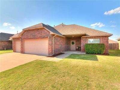 Edmond Single Family Home For Sale: 2213 NW 157th Terrace