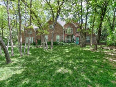 Edmond Single Family Home For Sale: 3901 Shiloh Forest