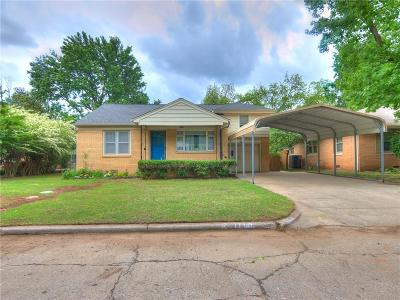 Norman Single Family Home For Sale: 1110 Grover Lane