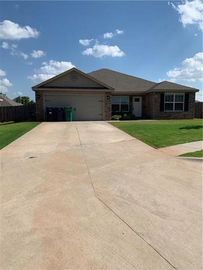 Yukon Single Family Home For Sale: 9320 NW 71st Street