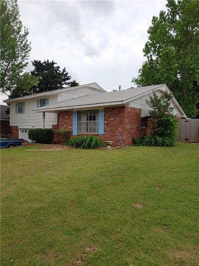 Bethany Single Family Home For Sale: 3913 N Riverside Drive