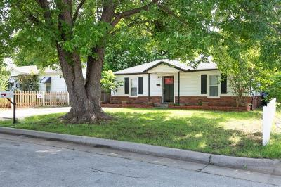 Norman Single Family Home For Sale: 703 N Cockrel Avenue