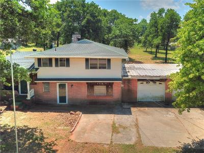 Choctaw Single Family Home For Sale: 13704 NE 10th Street