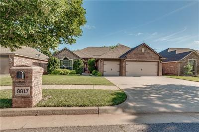 Oklahoma City Single Family Home For Sale: 8817 NW 114th Street