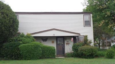 Anadarko Single Family Home For Sale: 616 W Georgia Avenue