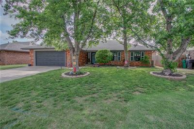 Oklahoma City Single Family Home For Sale: 10512 Cecilia Drive