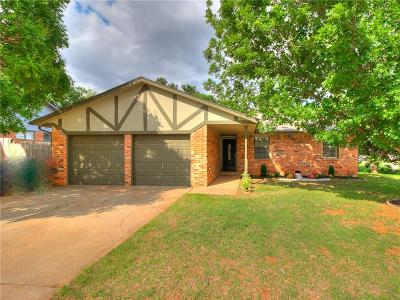 Oklahoma City Single Family Home For Sale: 7301 NW 126th Street