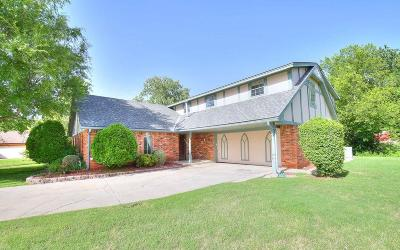Oklahoma City Single Family Home For Sale: 8304 NW 117th Street