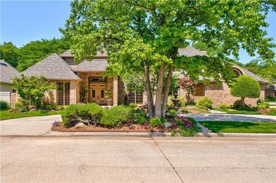 Oklahoma City Single Family Home For Sale: 12505 Bocage Drive