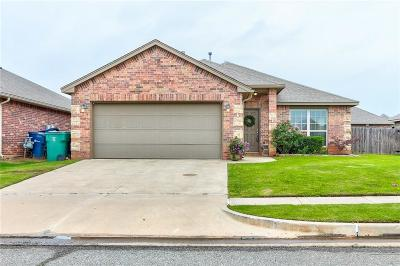 Edmond Single Family Home For Sale: 19409 Candleberry Drive