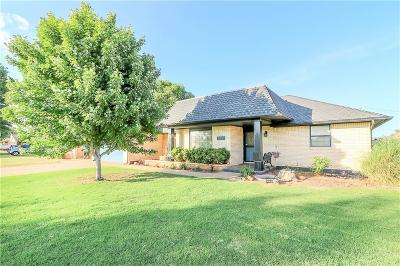 Midwest City Single Family Home Pending: 3420 N Ridgewood Drive