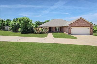 Edmond Single Family Home For Sale: 8733 Starling Path