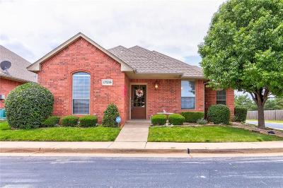 Edmond Single Family Home For Sale: 17209 Apple Tree Drive
