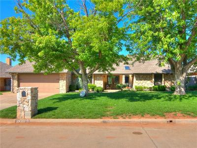 Oklahoma City Single Family Home For Sale: 3817 Spyglass Road