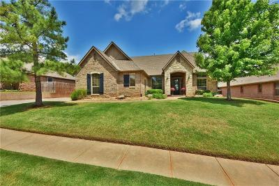 Edmond Single Family Home For Sale: 5901 Great Hampden Road