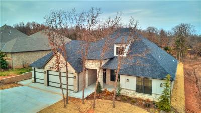 Edmond Single Family Home For Sale: 7401 Whirlwind Way