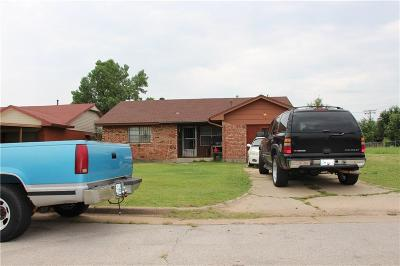 Oklahoma City Single Family Home For Sale: 236 NW 87th Street