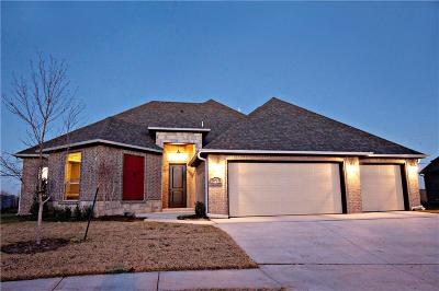 Edmond Single Family Home For Sale: 15712 Bending Oak Court