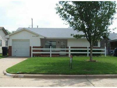 Oklahoma City Single Family Home For Sale: 4116 N Westridge Street