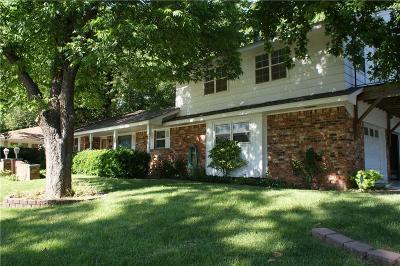 Oklahoma City Single Family Home For Sale: 2000 N Purdue Avenue