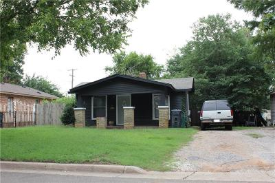 Oklahoma City Single Family Home For Sale: 316 SW 32nd Street