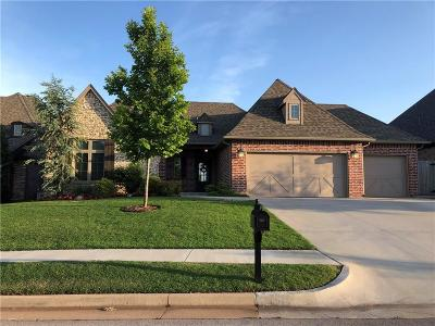 Edmond Single Family Home For Sale: 500 Idabel Bridge