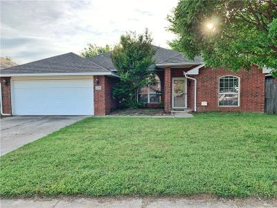 Norman Single Family Home For Sale: 4028 Bald Eagle Drive