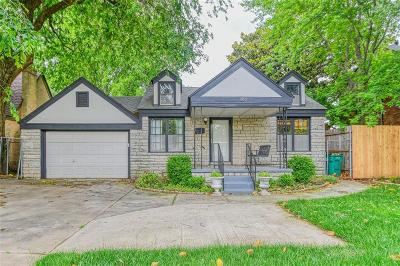 Oklahoma City Single Family Home For Sale: 264 NW 36th Street