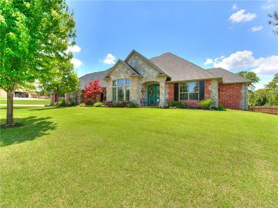 Choctaw Single Family Home For Sale: 13252 Fairway Drive