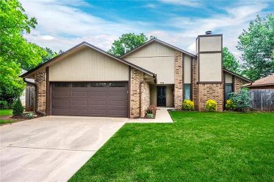 Single Family Home For Sale: 908 Countrywood Lane