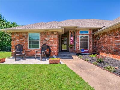 Choctaw Single Family Home For Sale: 2835 Forest Oaks Drive