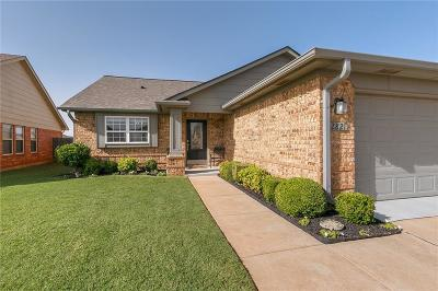 Edmond Single Family Home For Sale: 2821 NW 183rd Street