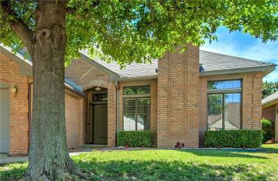 Edmond Single Family Home For Sale: 1309 Central Court